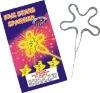 Five Stars Sparkler Fireworks,Party Poppers ,chrismas fireworks