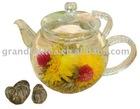 Glass teapot GF-TP550