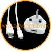 Micro USB Data Cable + USB UK main charger for Kindle 3