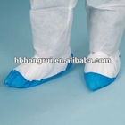 PP+cpe shoe cover non woven products