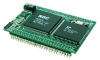 Ethernet to 4-port RS232/422/485 serial module