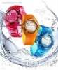 Fashional Silicone Jelly Watch