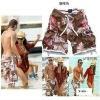 Designer men comfortable summer beachwear pants