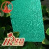 Green polycarbonate embossed sheet