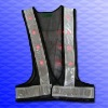 Warning Vest with LED