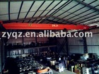Single girder electric hoist overhead crane