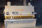 QC11Y Hydraulic guillotine cutting machine