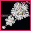 Wholesale flower brooch pin WBR-866