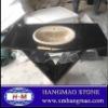 granite banjo vanity