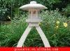 outdoor Japanese style garden lantern