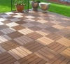 Plastic composite decking