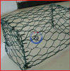 PVC Coated and Galvanized Gabion Mesh
