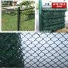 High quality PVC Coated Chain link Fence (15 years factory )