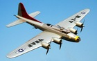 "FREEWING B-17 ""Flying Fortress"" Brushless Warbird with Worm Drive Retract System (EPO) PNP"