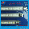 3528smd-10w-176pcs-50000hours-Flux:1055-1230lm led tube light