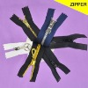 Fashion Zippers