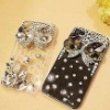 3D Bow Cell Phone Jewelry Sticker