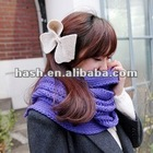 fashion knitted shawl (MSH10051)