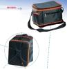cooler bag with shoulder strap for 6 cans