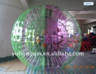 YUHONG manufacture of zorb ball,inflatable zorb ball,body zorb ball