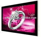 2012 hot selling LED flashing poster box