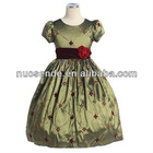 Cheap Lace Cinderella Flower Girl Dresses 2012 Under 30 ball gowns for children kids dresses for weddings