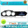 2012 Mercedes Benz C200 (180K C200 C260 C300) Car DVD GPS Navigation, Radio, bluetooth, ipod, usd sd slot..