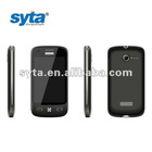 """5"""" Capacitive touch screen,ultra-thin design + wireless WIFI high-speed network + dual card dual standby mobile phone"""