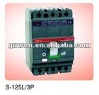 3p Isomaxs s2 160A MCCB Moulded Case Circuit Breaker