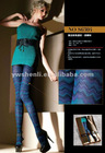 Thicker seamless anti-slip double leggings for winter