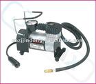 PORTABLE MINI METAL AIR COMPRESSOR KIT AUTO WATER PROOF GREAT FOR CAR SUV VAN