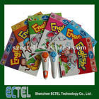 Customized/OEM service/OID/OID 2 talking pen,touch reading pen,children learning book with talking pen