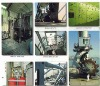 Pedestal crane(Marine crane,coal bulk unloader,Bucket wheel Bulk Unloader)