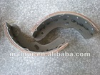 isuzu n series 700P 4hk1 k4427 isuzu brake shoe 5-87100010-0