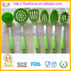 FDA&LFGB Approval Best Selling Silicone Houseware Set