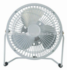 6 inch 12V DC table fan(White)(EMC)