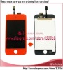 Orange LCD Screen with Digitizer Assembly for iPod Touch 4 4th Gen