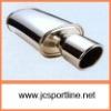stainless steel car universal muffler