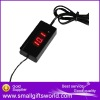 Car Digital LCD Thermometer Battery Voltage Meter 2 In 1