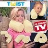 twist pillow