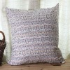 Fashion Traditional Light Brown Small Flower Printed Cushion/Pillow