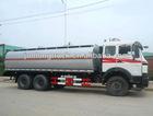 North Benz 6*4 tanker truck price