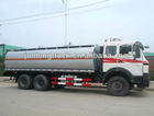 North Benz 6*4 tanker truck price