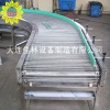 Stainless Wire Mesh Conveyors