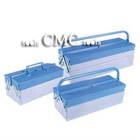 1 handle 600mm Heavy duty metal tool box