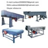 Made in China Rectilinear Vibrating Screen with Large Capacity