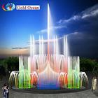 Floor Water Fountains Design Artificial Water Fountain