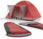 polyester dome tent/camping set
