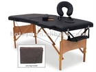 Portable massage table bed