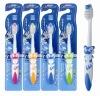 High Quality New Design Lovely Kids Toothbrush,combination children Househod Bath Toothbrush